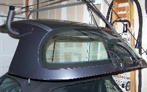 BMW Z3 Hard Top Fitting (1996 to 2002)